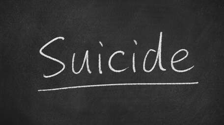 Anyone considering suicide should call the National Suicide