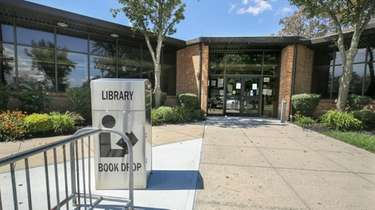 The Wyandanch Public Library.