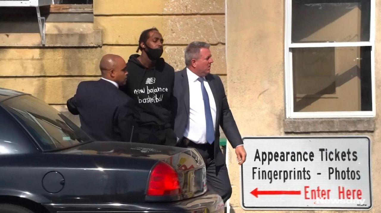 Gabriel DeWitt Wilson, the suspect accused of killing