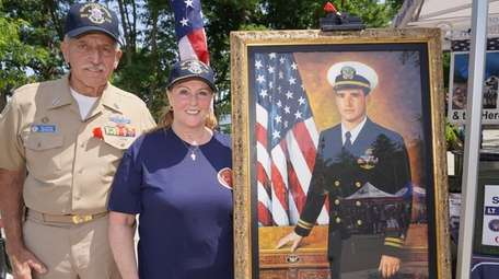 Maureen Murphy, mom of the late Navy SEAL