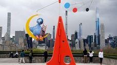 "See Philadelphia-based artist Alex Da Corte's ""As Long"