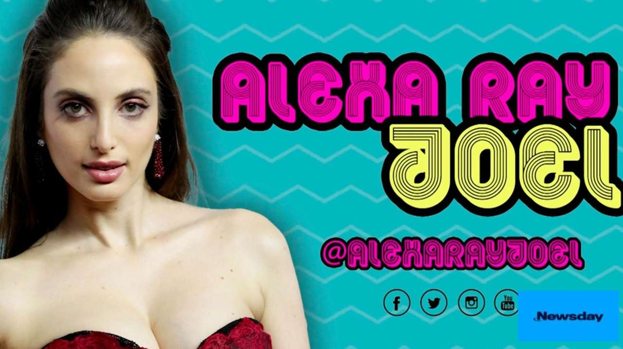 Singer/songwriter Alexa Ray Joel, daughter of Billy Joel