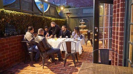Metropolitan Kitchen and Bar in Glen Cove has