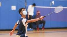 Jericho's Anshul Vemuri makes a play in the