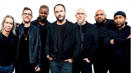 Dave Matthews Band has rescheduled the Jones Beach