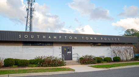 The Southampton Town Police Department will benefit from