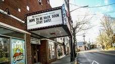Theatre Three will finally reopen on July 9