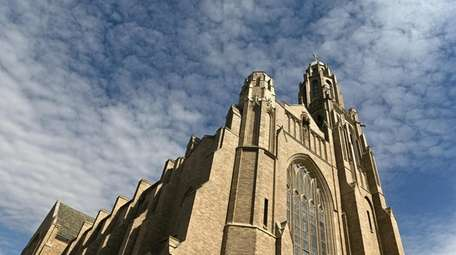 A diocesan spokesman said the church is working