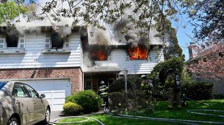 Firefighters called to a Solar Lane home in