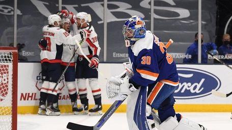 Islanders goaltender Ilya Sorokin returns to the net