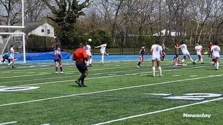 Highlights from Islip's championship victory over Sayville in