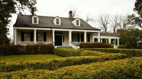 A Federal style home