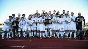 Massapequa wins the Nassau Class AA boys soccer