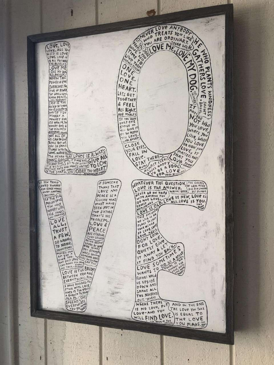 Toast the happy couple with a print that's