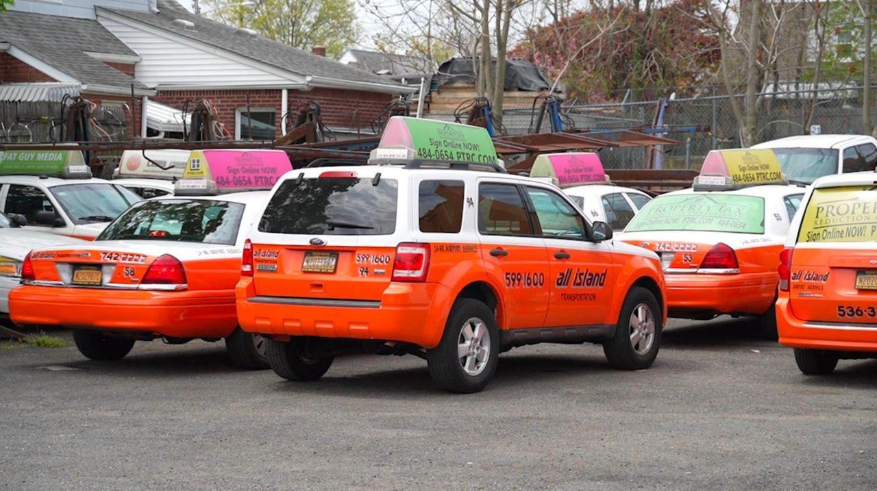 Cab driver Oscar A. Gonzalez says that ridership