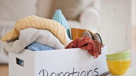 One of the easiest ways to clear clutter