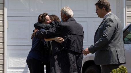 NYPD Officer Anastasios Tsakos was killed Tuesday by