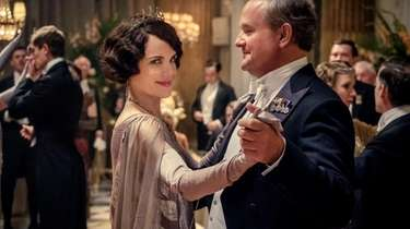 Elizabeth McGovern stars as Lady Grantham and Hugh