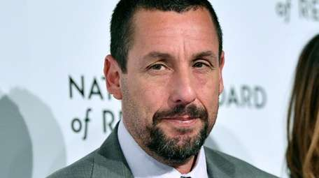 Comedian Adam Sandler recently walked out of a