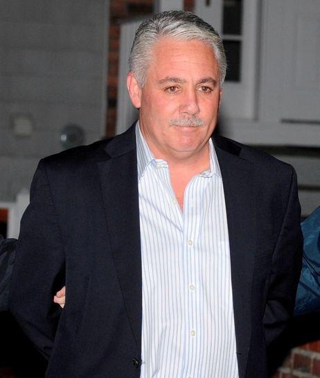 FBI agents arrest former Suffolk Chief of Police