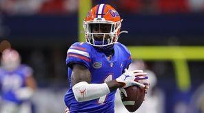Meet Florida wide receiver Kadarius Toney, the Giants'