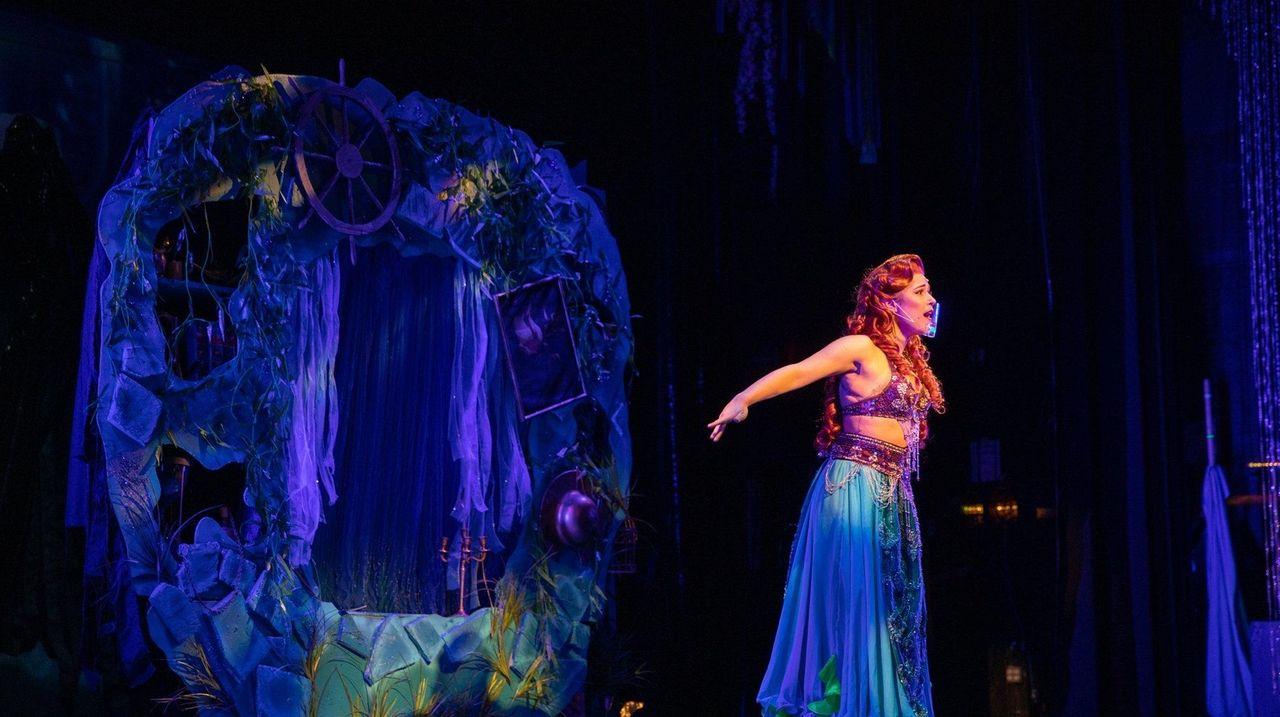 Jillian Michelle Smith plays the role of Ariel