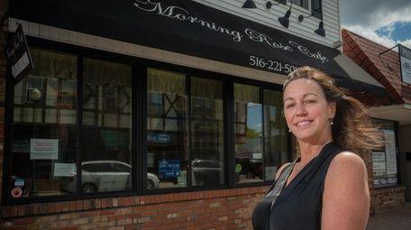 Morning Rose Cafe owner Rose Tzanetos said she