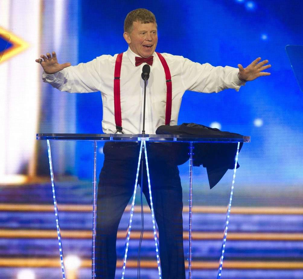 BOB BACKLUND, North Dakota State Bob Backlund is
