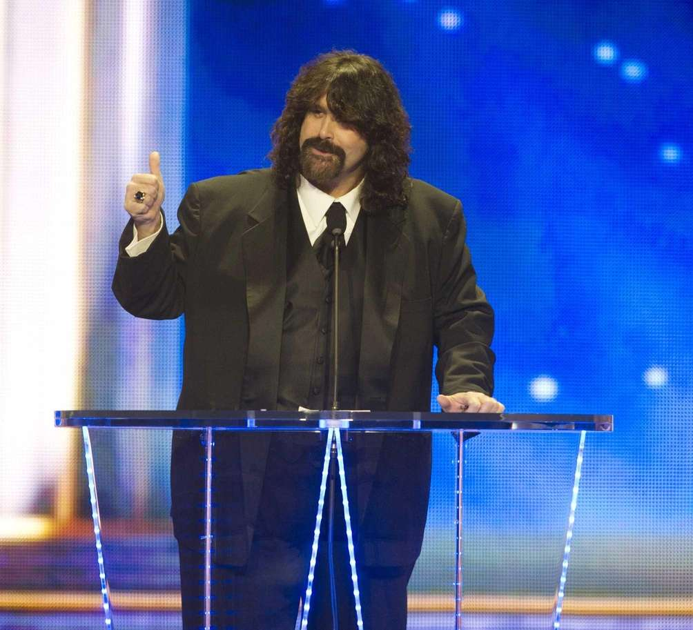 Long Island's own Mick Foley speaks to the