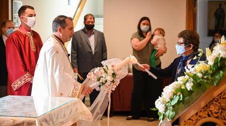 Long Island Orthodox Christians gathered together Sunday and