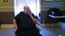Enjoying his retirement since 2011, the Rev. Joe