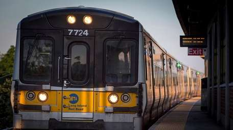 A LIRR conductor from West Islip faces felony