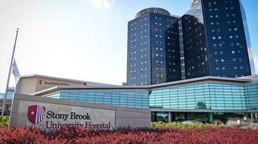 Stony Brook University's hospitals are welcoming back visitors