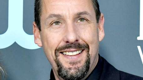 It turns out comedian Adam Sandler has a