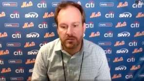 Mets acting general manager Zack Scott discusses the