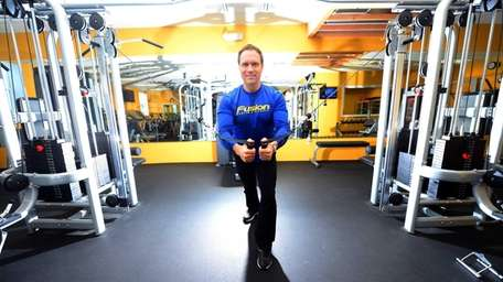 Jason Kerr, owner and president of Fusion Health