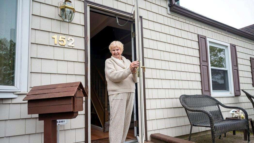 Ann Mazze is a 95-year-old woman who resides