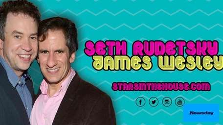 Broadway star and Long Island native Seth Rudetsky