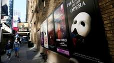 Tickets for Broadway shows starting Sept. 14 go