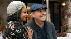 "Tiffany Haddish and Billy Crystal star in ""Here"