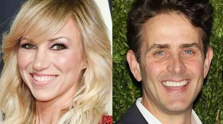 Debbie Gibson and Joey McIntyre will play a