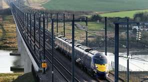 Is the $105 billion North Atlantic Rail Initiative,