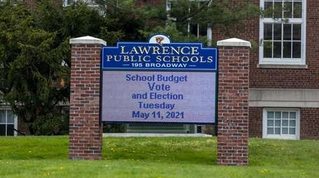 Lawrence voters will consider a school budget of