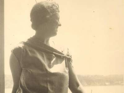 A legacy from Ann Currie-Bell helped Old Town