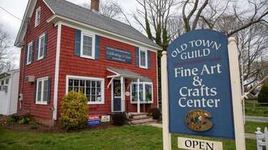 The Old Town Arts & Crafts Guild in