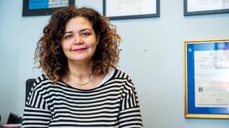 Martine Hackett is a public health professor at