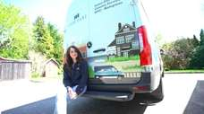 Tote Taxi, a Hamptons-based luxury courier service that