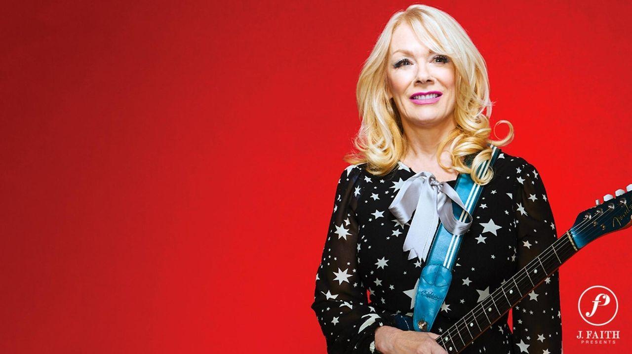 Nancy Wilson of the legendary rock group Heart