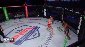 Watch highlights from PFL 3, where five of