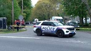 A child died after being hitby a car